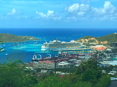 St. Thomas Port Of Call (carolynthepilot) Tags: goldenwings getaway global worldtraveller weather waterscape worldtraveler carolynbistline carolynthepilot carolyn michael mike world interesting islandtime ironbutterfly bistline bbc bbcsponsored bucketlist bestphoto beach travel tropical traveler adventure explore nature nationalgeographic nationalgeo nationalgeographicexplorer ngc silkstockings sky islandgetaway carribeanbeach amazing carribean sea ocean bay aerialphotographer aerial aerialview summertime key postcard photoshoot photographer photograph photo flickrmindset flickmindset pacific saltwater saltlife romanticgetaway romantic roadtrip traveller tranquil holiday