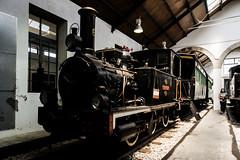 Old Locomotive - year 1874 (Francisco (PortoPortugal)) Tags: 1062018 20180519fpbo7892 museuferroviário lousado locomotiva locomotive 1874 porto portugal portografiaassociaçãofotográficadoporto franciscooliveira railwaymuseum