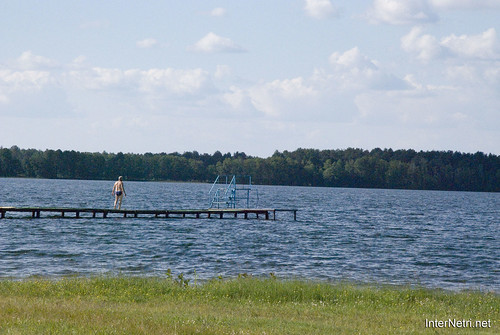 Шацький Національний Природний Парк Озеро Пісочне  МІстки InterNetri  Ukraine 150