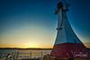 Always on Duty (Sean Daniel) Tags: ocean pacificocean sunset aurorahdr bc bench breakwater canada hdr horn house lazyshutter lighthouse markii ogden point railing tinyhorizon vanvouerisland victoria waves yyj