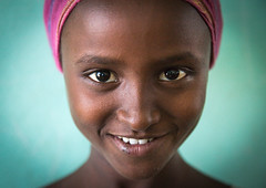 Young afar girl at school, Afar region, Semera, Ethiopia (berengere.cavalier) Tags: 1people abyssinia africa african alphabet asayta assaita assayta blackethnicity blackpeople blackskin books child children classroom clothing color day eastafrica ethio16289 ethiopia ethiopian ethnicity etnic etnicgroup girl girls horizontal hornofafrica indoor indoors islam kid kids learn learning lookingatcamera muslim nomadicpeople onegirlonly oneperson pen pencils pens portrait pupils religion religious samara samera scarf school semera shawl students teach teaching tradition traditional tribal tribe veil veiled afarregion