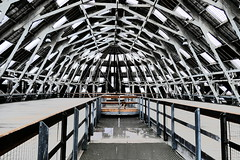 Roof (John of Witney) Tags: room pattern museum chathamhistoricdockyard chatham kent