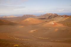 Volcanic Lanzarote (ian con) Tags: sand desert