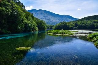 Bistricë River