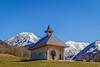 Chapelle de la Lésine - Massif des Bauges (Jarsy) - Savoie (04/2018) (gerardcarron) Tags: canon80d church ciel eglise landscape massifbauges nature mountains neige sky snow soleil spring
