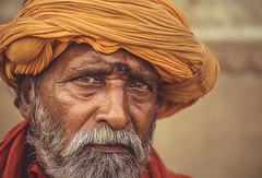 snake charmer (andy_8357) Tags: portrait sony a6000 snake charmer 6000 ilce6000 ilcenex varanasi india assi ghat strong turban man rich eyes sigma 60mm f28 dn art mirrorless uttar pradesh indian sadhu baba bokeh portraiture street beautiful tikka moustache beard grey emount e mount prime