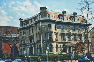Washington DC - Thomas Walsh Mansion - Embassy of  Indonesia