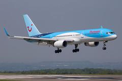 Thomson Airways - Boeing 757-204/W G-BYAY @ Bristol Lulsgate (Shaun Grist) Tags: gbyay tom thomsonairways boeing 757 shaungrist brs eggd bristol bristolairport bristollulsgate lulsgate airport aircraft aviation aeroplanes airline avgeek