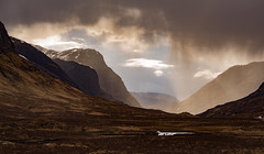 #6 You're welcome! (music_man800) Tags: mountain mountains scotland scottish highlands highland valley glacial landscape rugged peaks upland outdoors nature hike drive pretty beautiful spectacular lighting light natural storms rain sun showers april cold evening mist haze clouds sky moorland weather british uk united kingdom spring magical mysterious atmospheric moody colours canon 700d adobe creative cloud lightroom photography edit arty artistic scene scenery rebel parking raining wet glen coe glencoe rannoch layers
