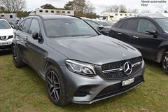 Mercedes GLC 43 AMG Type 243 (Monde-Auto Passion Photos) Tags: voiture vehicule auto automobile mercedes glc 43 amg suv berline sportive rare rareté gris grey