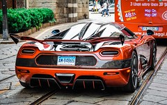 Supercar i ever seen! « Koenigsegg » (1160 hp, 3M€) 😱 (of GASS) Tags: milan monstrueuse monster monstre race course voiture car rouge red power horse chevaux cv hp 1160 definition high hd extreme extrem supercar 2018 koenigsegg