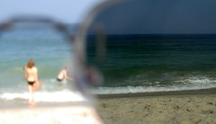 Sun Glass View (lakewentworth) Tags: sun beach glasses nj bikini bayhead 123njpeople