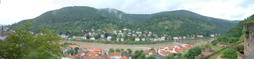 Heidelburg Panoramic