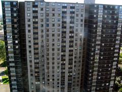 Gorbals Stirlingfaulds (Pgcc) Tags: glasgow bluesky demolition flats urbanexploration 1960s slum ue gorbals hirise