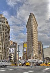Flatiron HDR Redux (Darny) Tags: nyc newyorkcity newyork flatiron hdr webcity mireasrealm darny