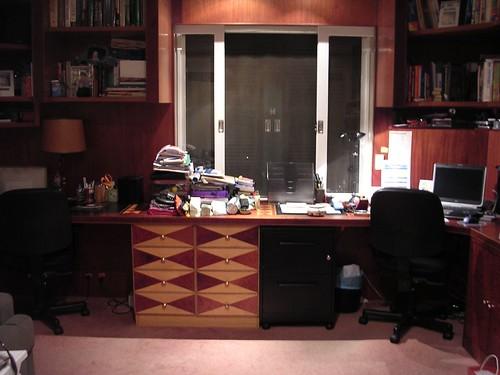 escritorio foto