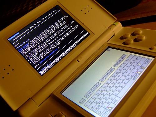 Microsiervos visto en una Nintendo DS
