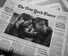 (@mjb) Tags: news france israel washingtondc newspaper media war unitedstates politics sunday un cover unitednations baghdad conflict press frontpage nyt hezbollah dissent newyorktimes thenewyorktimes sundaypaper washingtonedition mchn washingtonfinal august62006