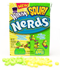 Wonka Sour Nerds