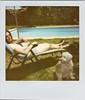 Vacaciones (Rai Robledo) Tags: vacaiones summer verano piscina pool otto dog perro ulía ulia mimusa polaroid analog analógica canonscan4200f 2006 agosto agosto2006 ulíayotto girl rairobledophotography rairobledo wwwrairobledocom copyrightrairobledo rairobledocom rairobledofotografía ©rairobledo fotografíarairobledo fotógrafo fotógrafomadrid raiworld rairobledofotógrafo