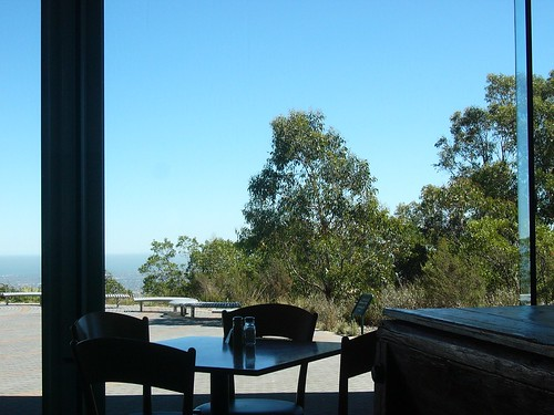 Mount Lofty Cafe in the Adelaide Hills