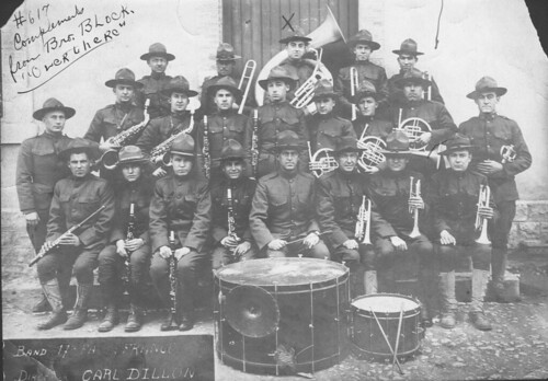 U. S. Band -- 17th Field Artillery