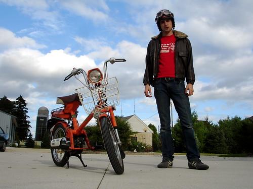 Me & my Honda