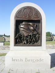 Irish Brigade Monument #2