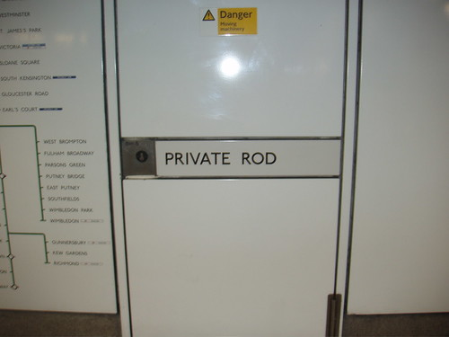 Private Rod by maximolly