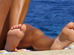 stuoino (pucci.it) Tags: feet leg tan sole plantar
