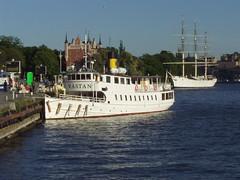 Stockholm (Hkan Dahlstrm) Tags: sea harbor ship sweden stockholm skrgrd vstan