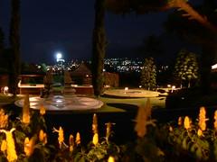 Uitzicht op Batu vanuit het hotel (Xarai) Tags: uitzicht indonesie