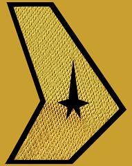 USS Defiant Emblem (clementi) Tags: startrek emblem logo starfleet defiant