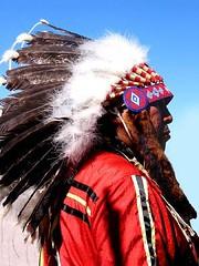 101404 Tribal Chief (Nihihiro & Shihiro) Tags: wow dancers dineh epow