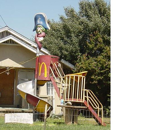 McDonald's playground equipment for sale