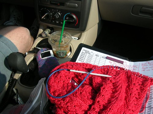 Knitting Travels