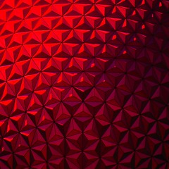 Red Geometry (Heaven`s Gate (John)) Tags: red usa abstract black art topf25 architecture triangles america orlando epcot pattern florida dramatic disney structure dome 50faves interestingness446 i500 bronly 25faves johndalkin heavensgatejohn geodeticdome top20red