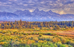 Early Morning Color (Jeff Clow) Tags: bravo quality blended grandtetons hdr photomatix jeffclow explorefrontpage outstandingshots specland exploretop20 abigfave frjrc