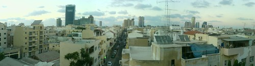 panoramic down town