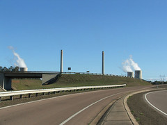 Coal Power PLant Muswellbrook (johnno_oz) Tags: plant power towers australia cooling muswellbrook