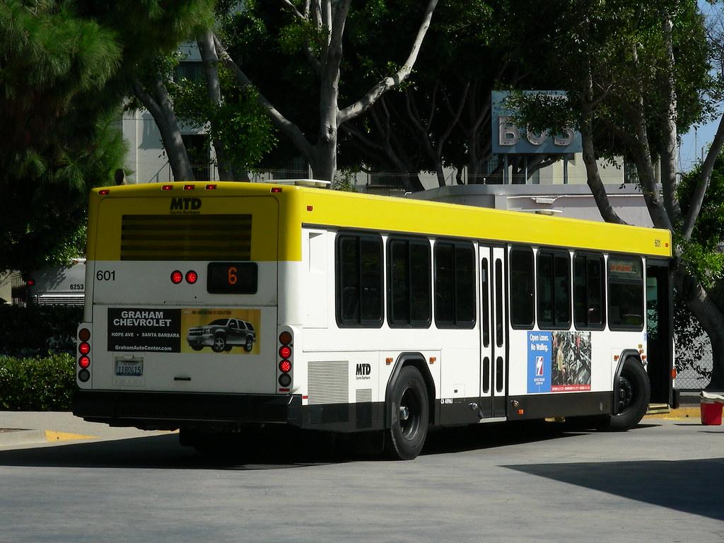 MTD Gillig (So Cal Metro) Tags: California Bus Buses Mtd Santabarbara Metro  Transit