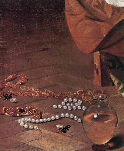 Caravaggio-Spilled_Perles