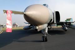 McDonnell Douglas F-4 Phantom II. (stonefaction) Tags: scotland display fife aircraft airshow german planes phantom f4 raf leuchars luftwaffe