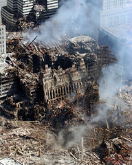 9/11 (slagheap) Tags: ny us chief 911 attack terrorist aerial damage terrorism wtc groundzero videographer phc enduringfreedom groundzeronyc sep112001
