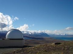 Up at the observatory (tellmeaboutit) Tags: lake nz tekapo