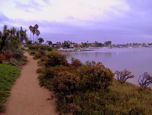La Playa Footpath