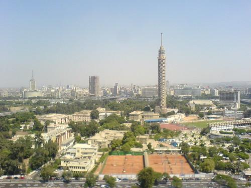 Arte histórico existen en El Cairo