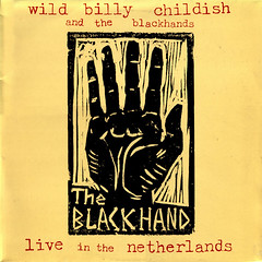 wild billy childish and the blackhands | live in the netherlands