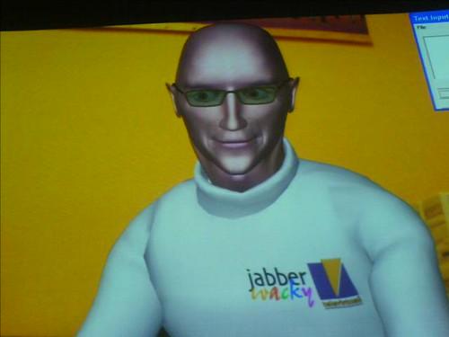 Jabberwacky chat bot