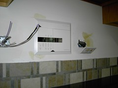 More Unfinished (7) (joelfinkle) Tags: kitchen drywall paint error remodel contractor addition incomplete
